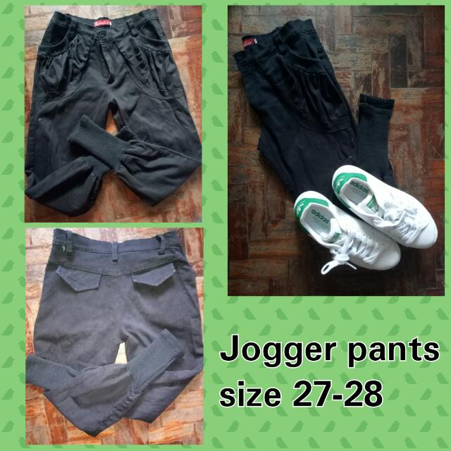 Korean Jogger Pants