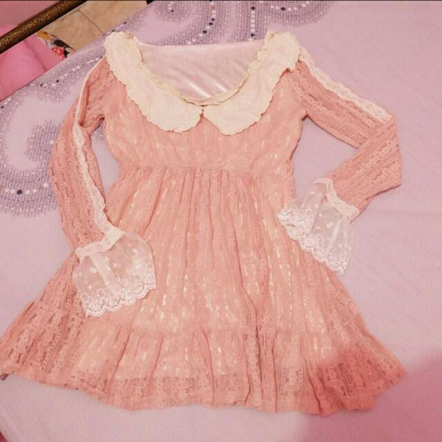 Lace Dress / Kawaii Dress