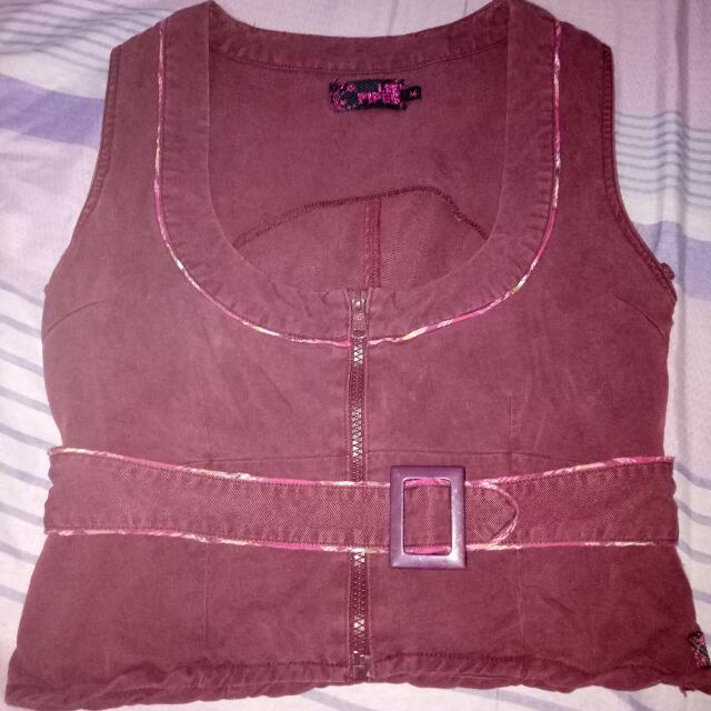 lee pipes vest