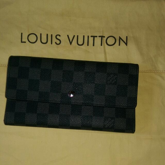 Louis Vuitton Trifold Long Wallet