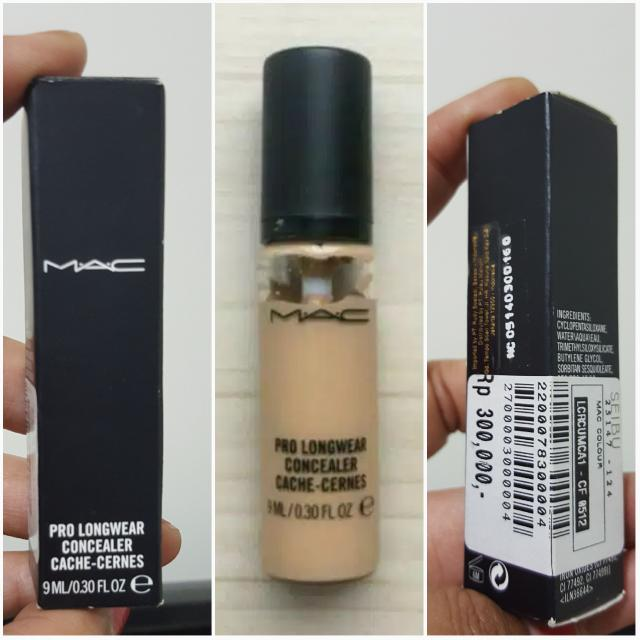 MAC PRO LONGWEAR Concealer NC30