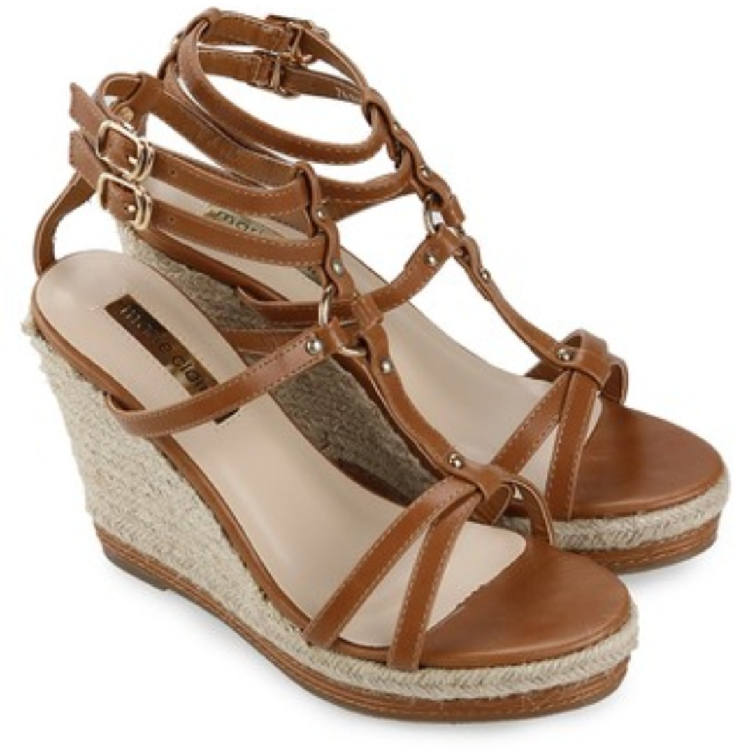 Marie Claire Barbara Wedges