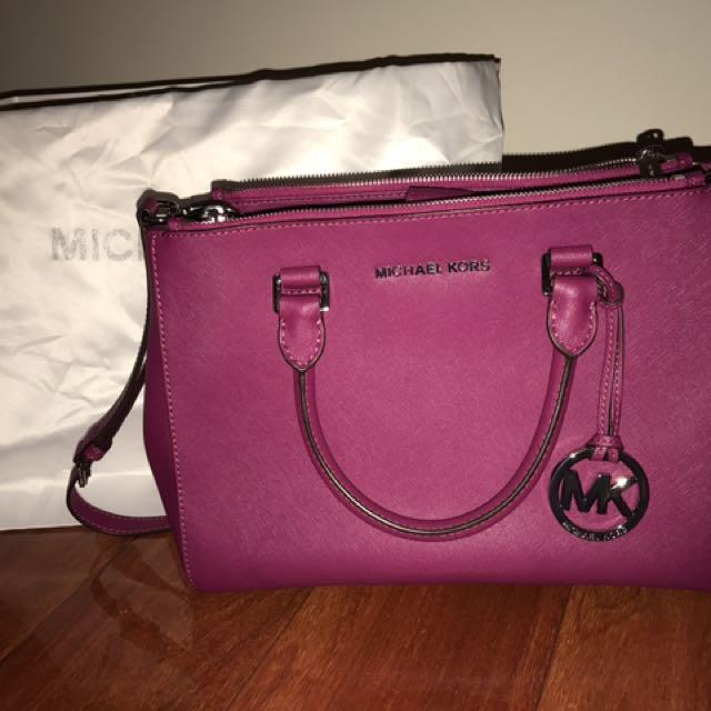 Michael Kors Sutton Handbag