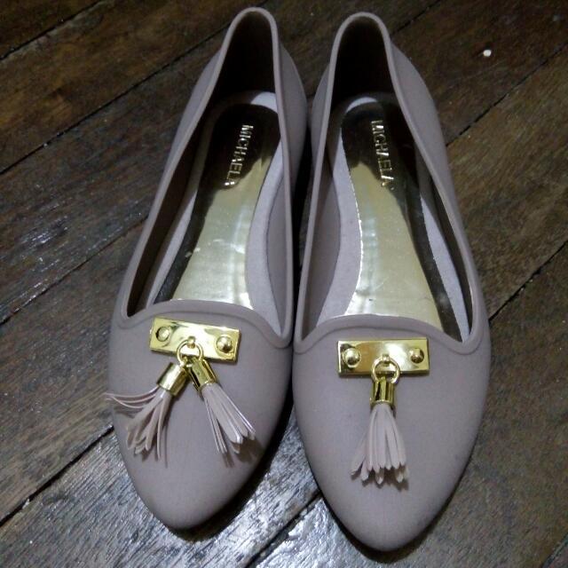 Michaela Jelly Shoes