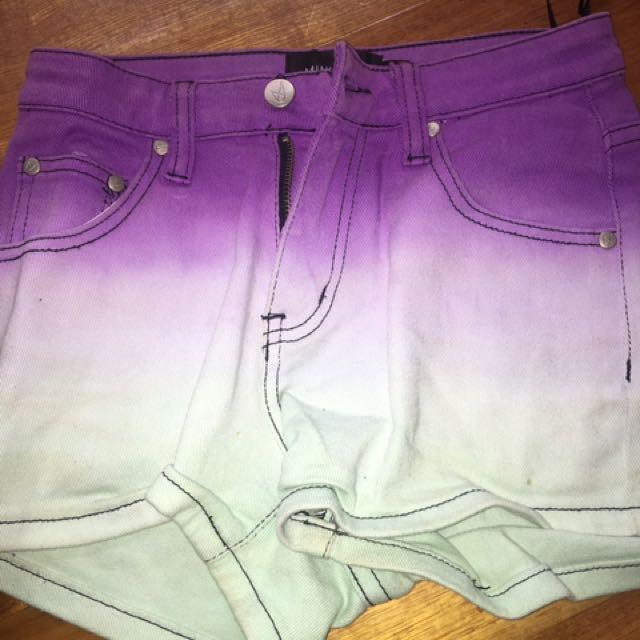Mink Pink Shorts XXS