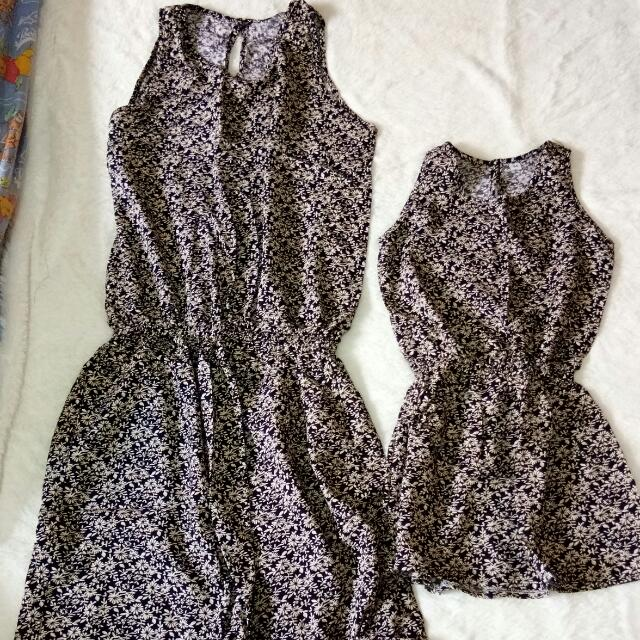 Sale! Sale! Sale! Mom And Daughter Matchy Dress