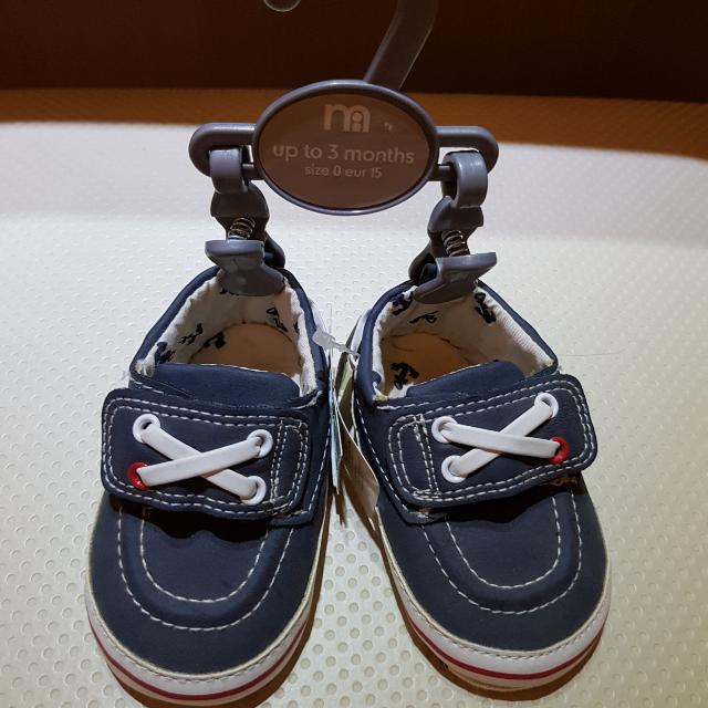 Mothercare Baby Shoes (New)
