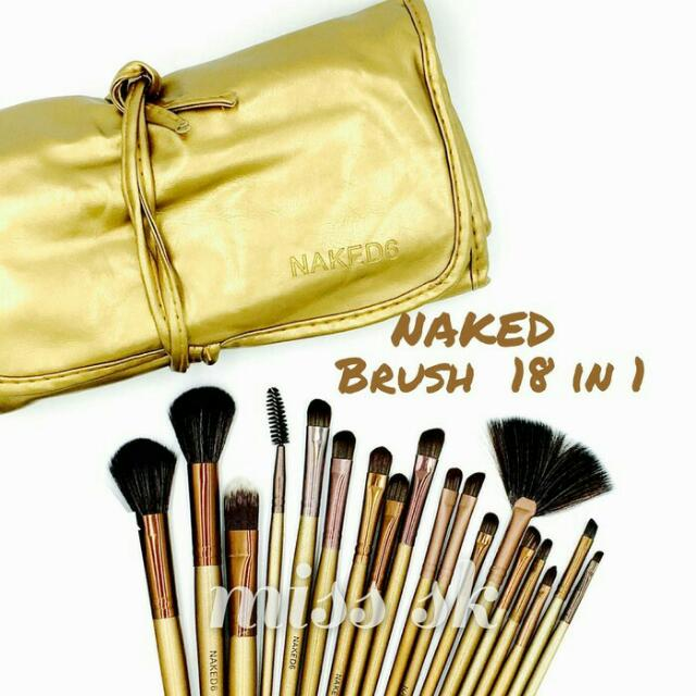 Naked Kuas Makeup 18