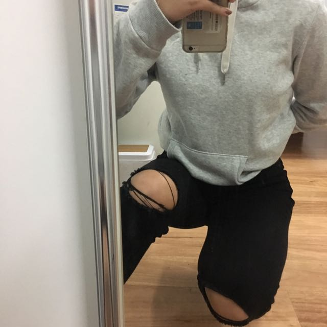 NEW Black Ripped Jeans Articles Of Society