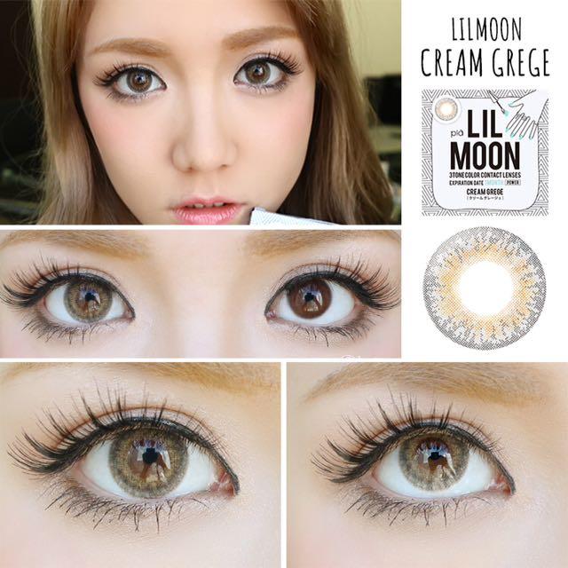 New*** PIA Lil Moon Contact Lenses