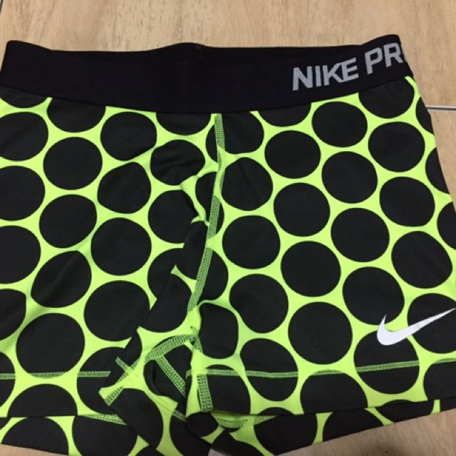Original Nike Pro Cycling Shorts