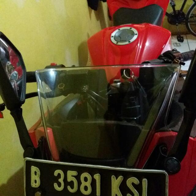 Ninja 250cc Tahun 2014 Ahir Jual Cepat