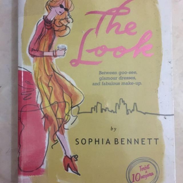 Novel Sophia Bennett - The Look