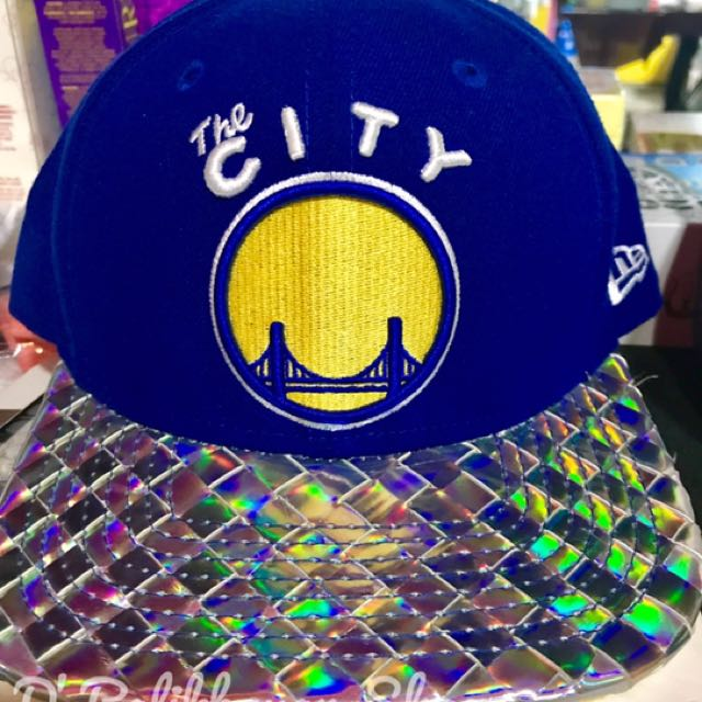 Original New Era Cap GSW
