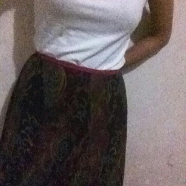 Per Una Maxi Skirt