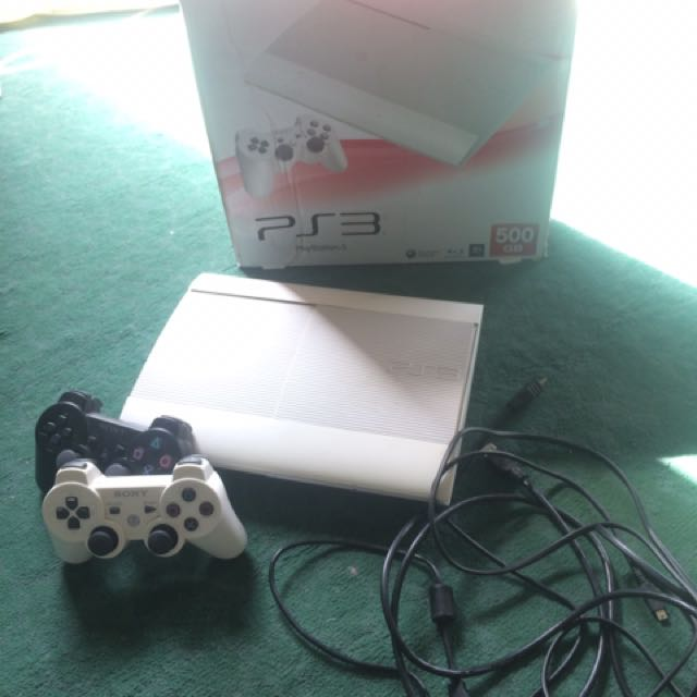 PS 3 Play Station 3 500gb