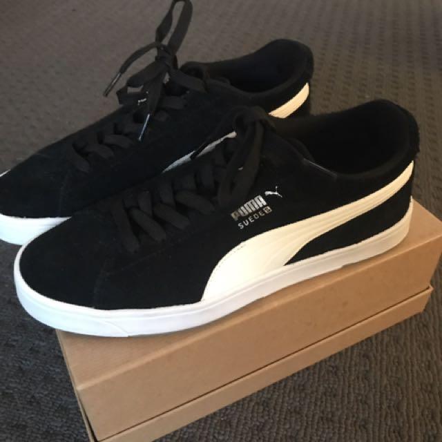 Puma Suede Classic+ Size 40, Women's