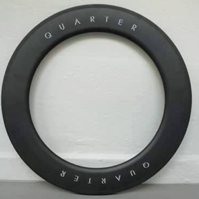 Quarter 90mm Carbon 700c Rim