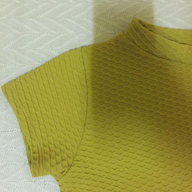 Semi Turtleneck Shirt