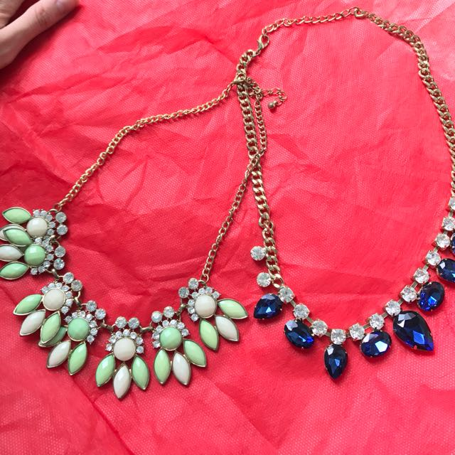 Set Kalung Fashion Wanita