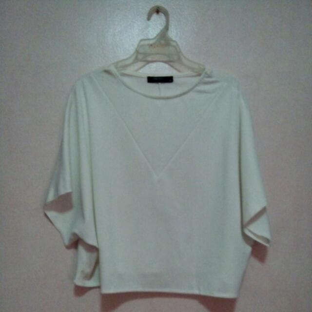 SM Woman Blouse (White)