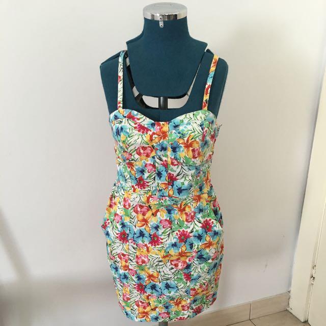 Sportsgirl Summer Floral Dress