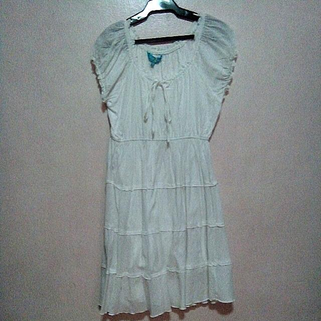 Summer Dress (White)