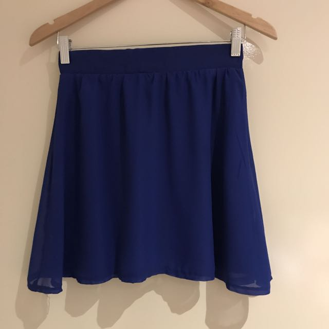 Supre Blue Skirt