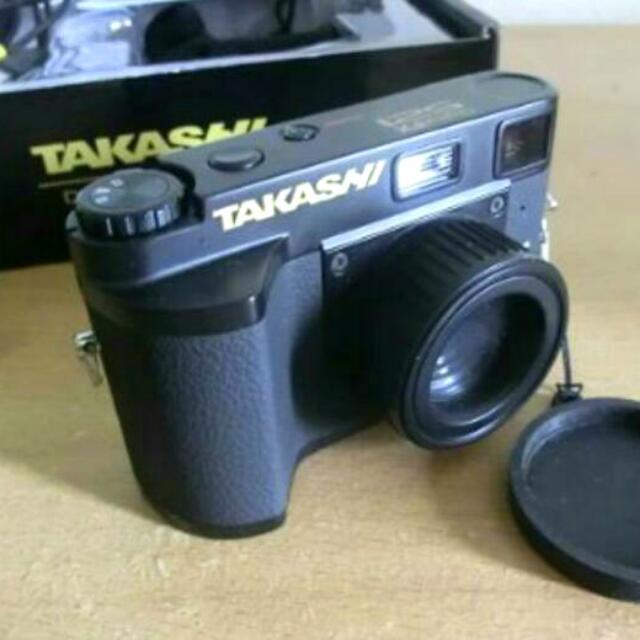 "Takashi FX521 ""Digital Diana"""