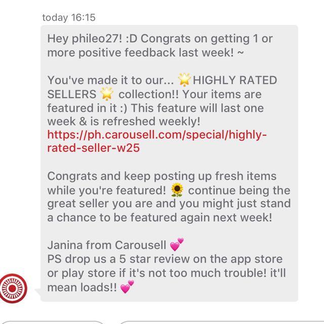 Thank You Janina 😍