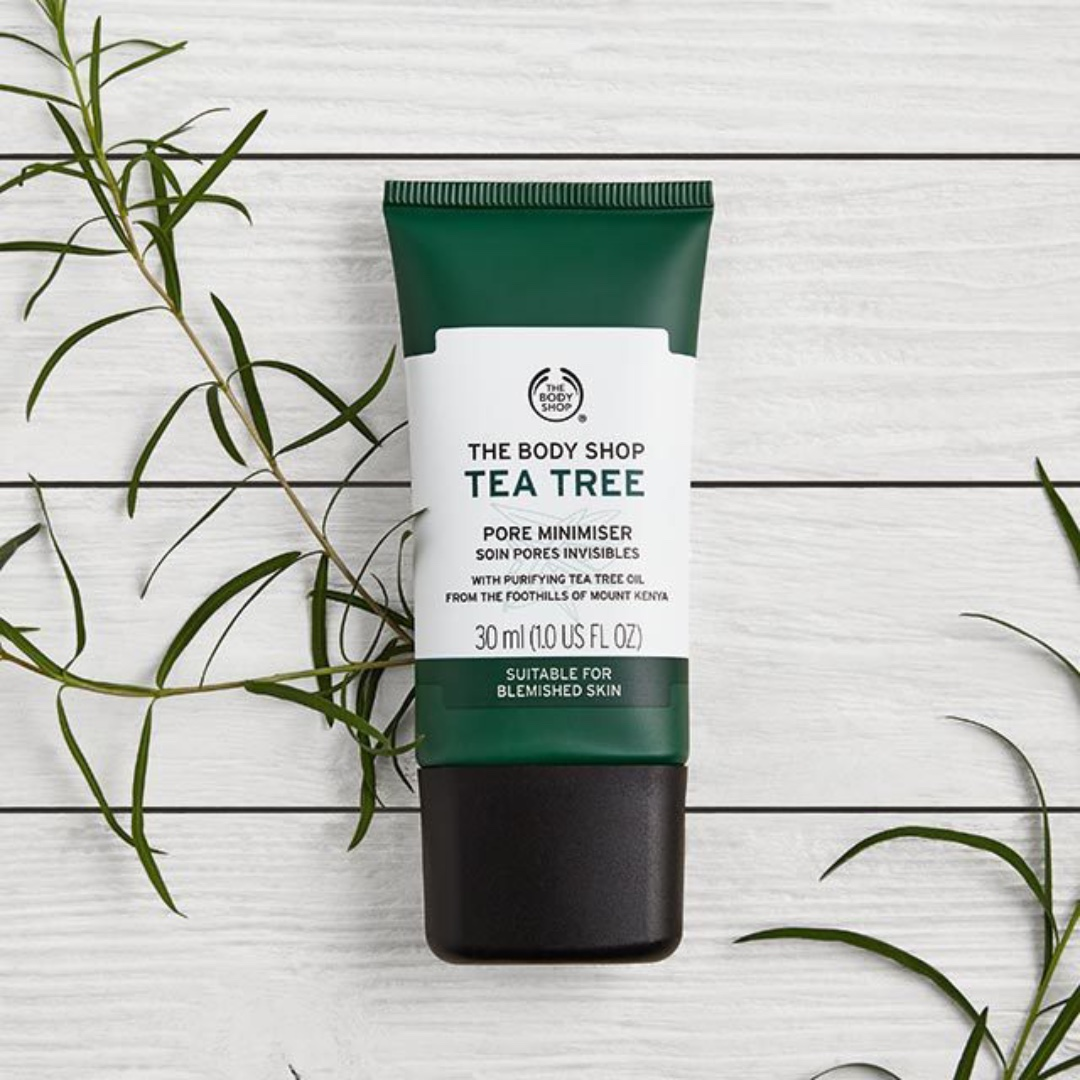 The Body Shop Tea tree primer