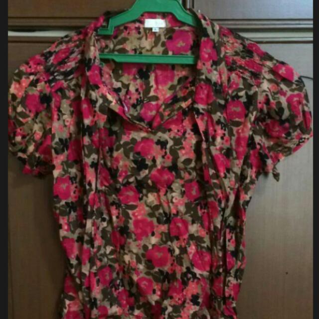 Upgrade Floral Top