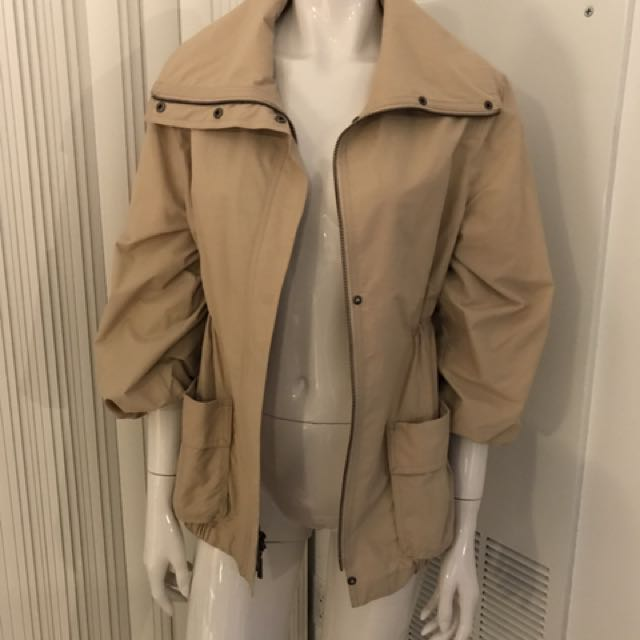 VINCE 3/4 Sleeve Light jacket (EUC)