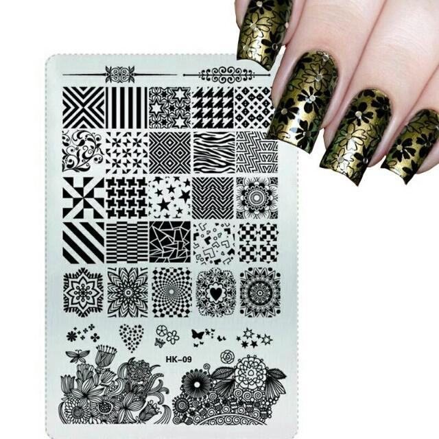 XL Stamping Plate Part 1