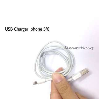 Kabel Charger Iphone 4 5 6