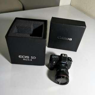 Miniature Canon EOS 5D Mark II DSLR -  (High Quality) (USB Flash Drive)