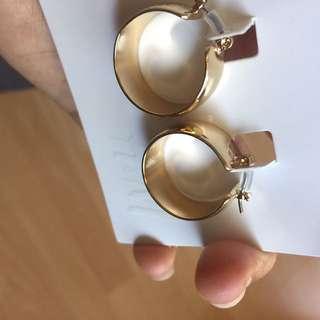 Earrings H&M
