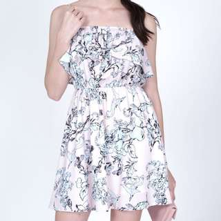 MDS Cheryl Dress in Floral