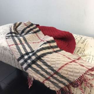 Burberry Cashmere Limited Edition Stole