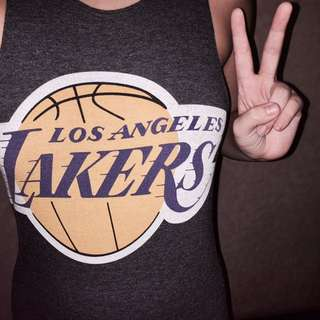 Forever 21 LA Lakers Dress 🏀✨