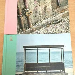 BTS You Never Walk Alone YNWA Album (Pink & Mint Version)