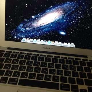窮J賣物 MacBook Air 11'