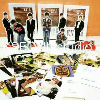 READY STOCK GOT7 AND ASTRO