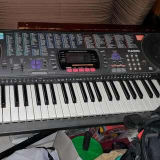 Casio Keyboard CTK620L *61 Keys