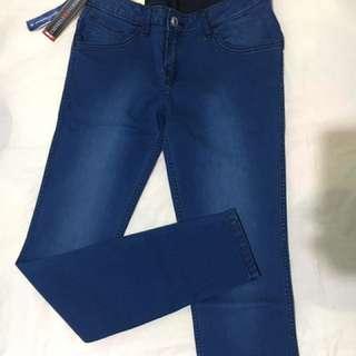 Reversible Jeans