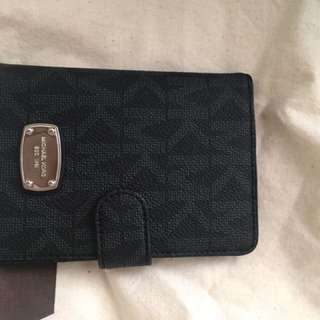Brand New Michael Kors Passport Holder/Wallet