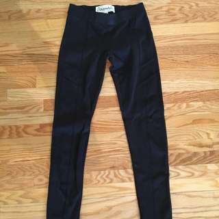 Aeropostale Black Leggings Size XS