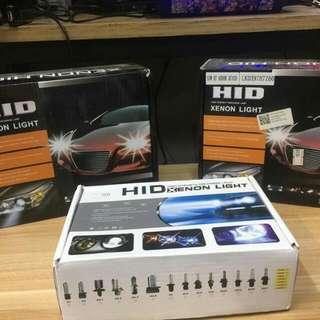 HID 超光車頭燈連火牛!燈膽形號H7 及9006 各$100 set !一set. 包括兩火牛,兩燈膽,觀塘交收有意PM