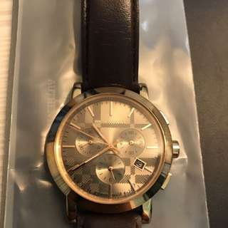 Burberry 手錶 金