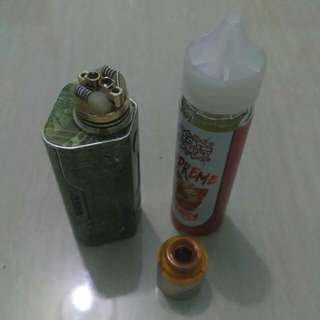Vaping Battle Star 200 Watt